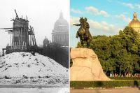 Архитектурные шедевры Северной столицы сохранились благодаря подвигу горожан.