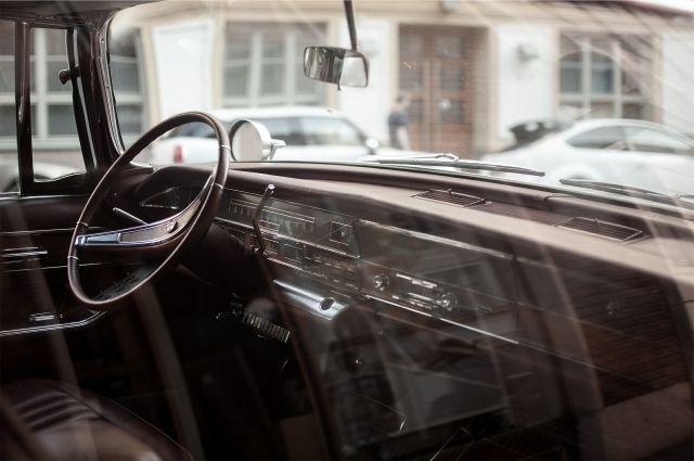 В Тюмени от действий неизвестных пострадали водители маршрутных такси