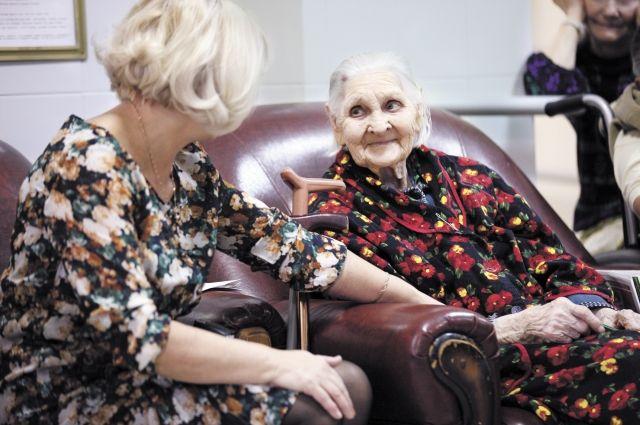 Сегодня в Коми 19 стационарных учреждений для граждан пожилого возраста и инвалидов. В них могут находиться более 3200 человек.