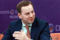 Руководитель Департамента спорта Москвы Алексей Кондаранцев.