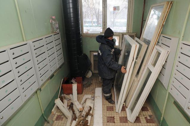 Очередь на капитальный ремонт дома составляет несколько лет.