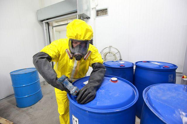 Опасные и особо опасные отходы. Проблема или вопрос?