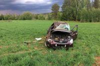 Авария случилась 19 июня около 9 часов вечера.