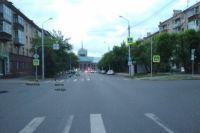 ДТП произошло 13 июня около 13.45 на ул. Парижской коммуны,10.