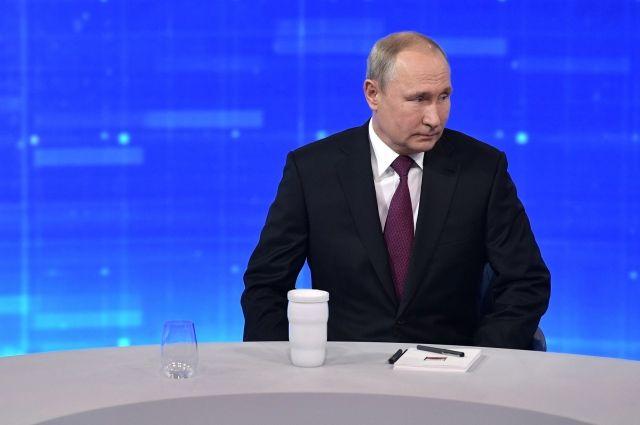 Путин не увидел смысл в уступках Западу ради отмены санкций