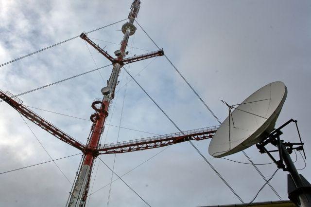 Цифровое телевидение в некоторых населенных пунктах региона не показывает.