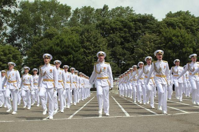 21 июня в Калининграде пройдёт выпуск офицеров ВМФ