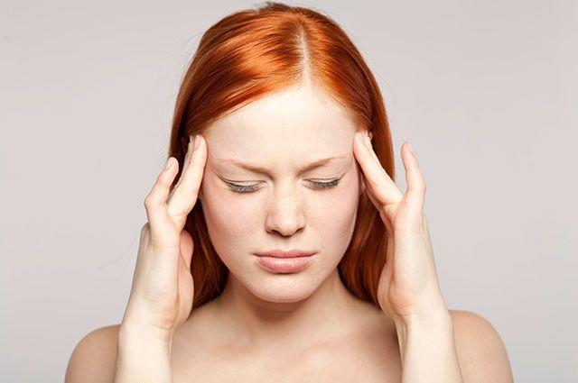 Без таблеток, по старинке. Как самостоятельно избавиться от головной боли?