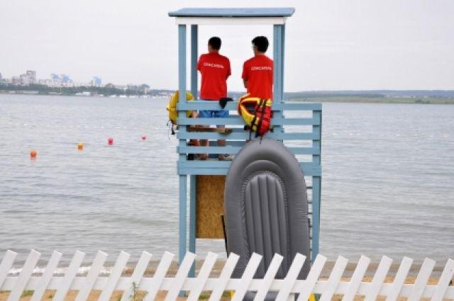 Купаться тюменцам разрешено пока на шести пляжах
