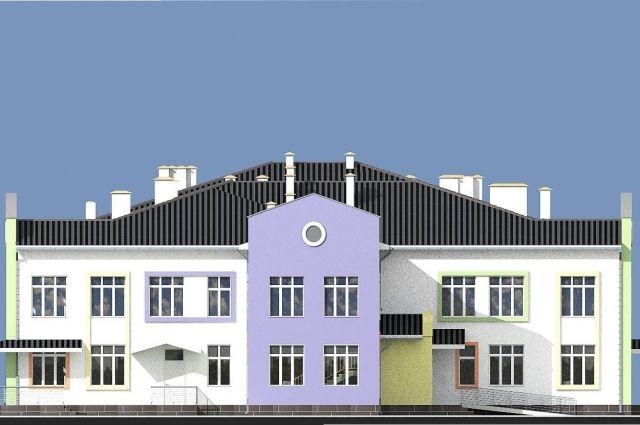 Одобрен проект строительства детского сада на бул. Борисовском