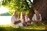 Ивана Купала ежегодно празднуют в ночь с 6 на 7 июля.