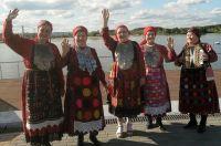 Бурановские бабушки стаои почетными гостьями фестиваля.