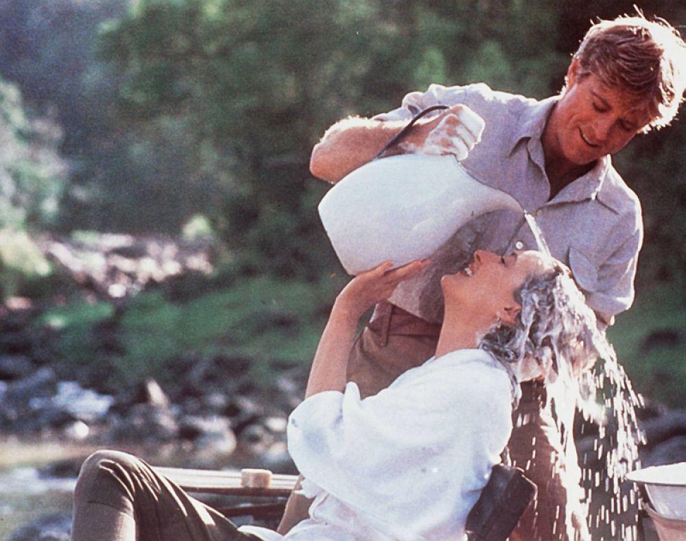 В 1985 году Мерил Стрип сыграла датскую баронессу Карен фон Бликсен-Финеке в драме Сидни Поллака «Из Африки».