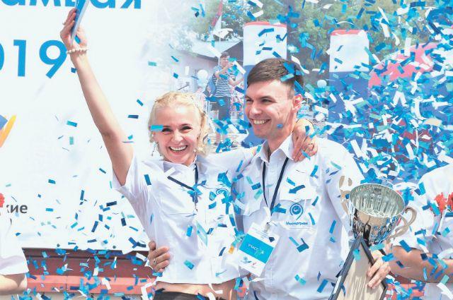 Конкурс «Московские мастера» выиграла команда Краснопресненского трамвайного депо.