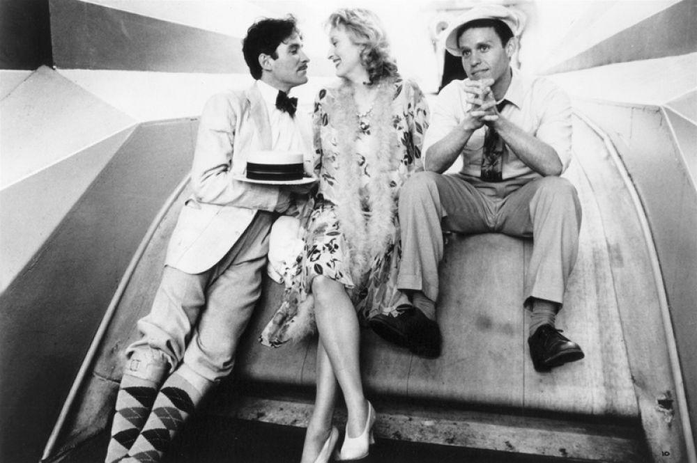 После такого успеха Мерил Стрип стала востребована в Голливуде и получала множество новых предложений. В 1982 году на экраны вышла драма Алана Пакулы «Выбор Софи» (экранизация одноименного романа Уильяма Стайрона), в которой актриса сыграла польку Софи Завистовски, пережившую нацистскую оккупацию и эмигрировавшую в США. За исполнение этой роли Стрип была удостоена второй премии «Оскар».