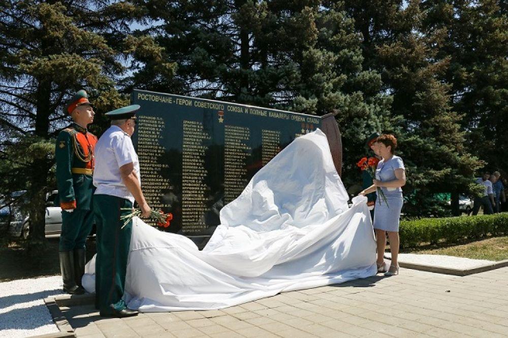 Торжественное событие состоялось в канун скорбной даты – 78-й годовщины с начала Великой Отечественной воны 22 июня 1941 года.