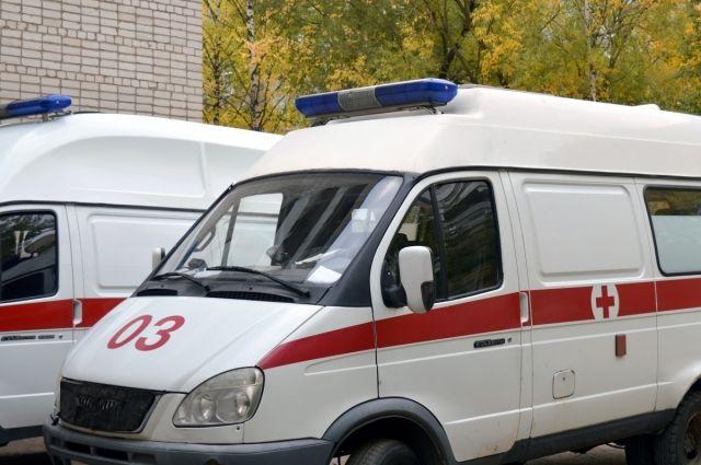 Пострадавшего мужчину доставили в больницу в тяжёлом состоянии.