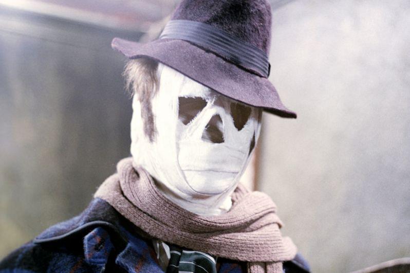 Андрей Харитонов в фильме «Человек-невидимка» режиссера Александра Захарова, 1986 год.