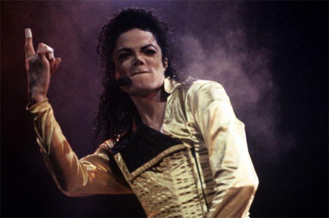 Майкл Джексон. 1989 г.