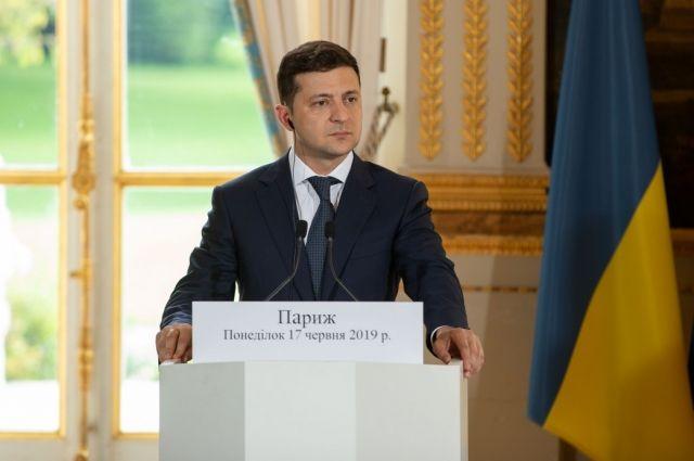 Зеленский отправил в отставку губернаторов трех областей