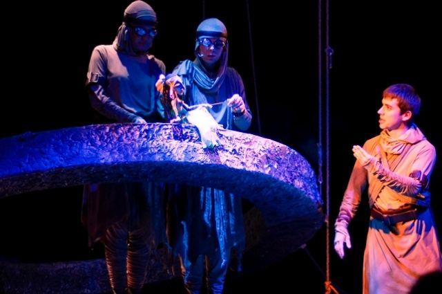 Оренбургский театр кукол принимает участие в международном фестивале  «КукАрт».