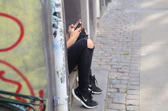 17-летняя девушка подозревается в мошенничестве в соцсетях