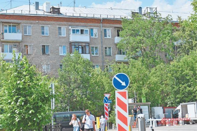 Жители этого дома вПокровском-Стрешневе переедут попрограмме реновации.