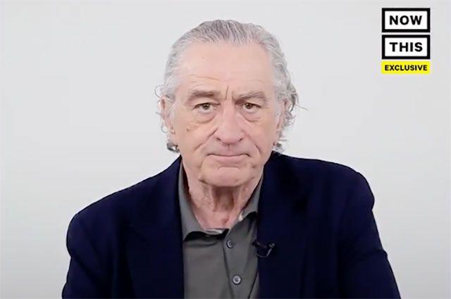 Роберт Де Ниро.