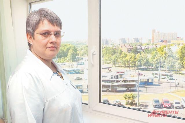 Стаж работы Ирины Геннадьевны– 19 лет.