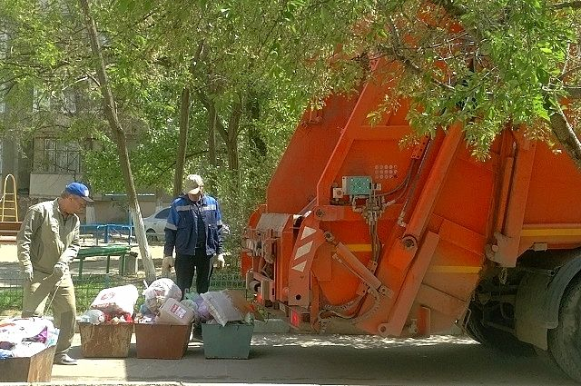Невывоз мусора на штраф тянет.