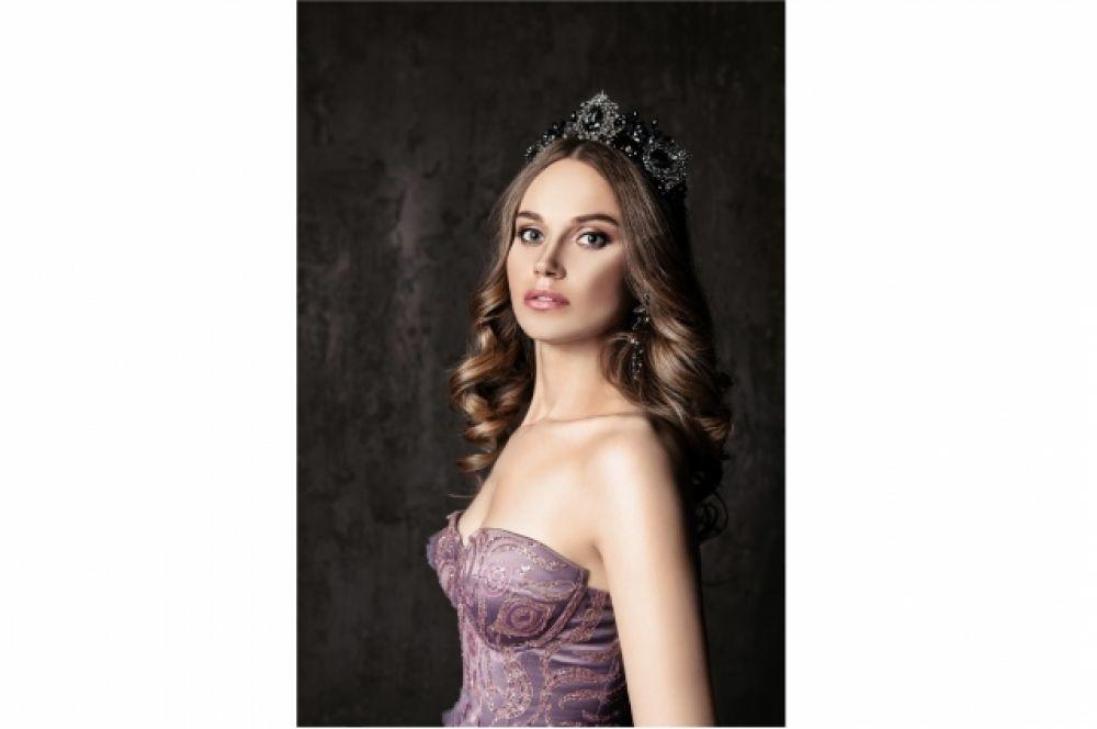 Алена Михеева (Мисс)