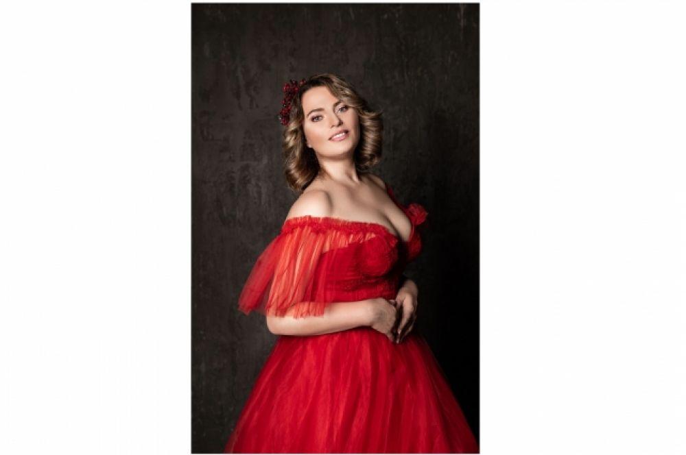 Екатерина Савостьянова (Миссис)
