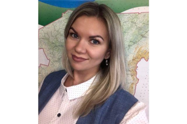 Анита Овсянникова получила образование по специальности «Прикладная информатика».