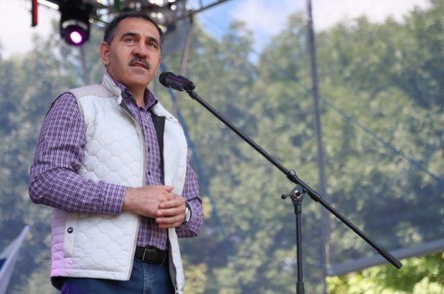 Юнус-Бек Евкуров принял на себя ответственность и сделал выбор.