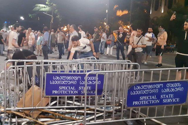 «Без русских не будет развития». Эксперты о конфликте в Грузии photo