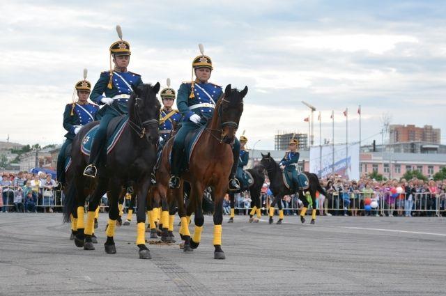 Калининградские призывники отправятся служить в президентский полк