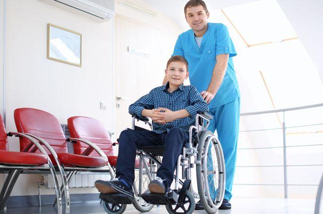 У НКО есть программы развития для детей с инвалидностью.