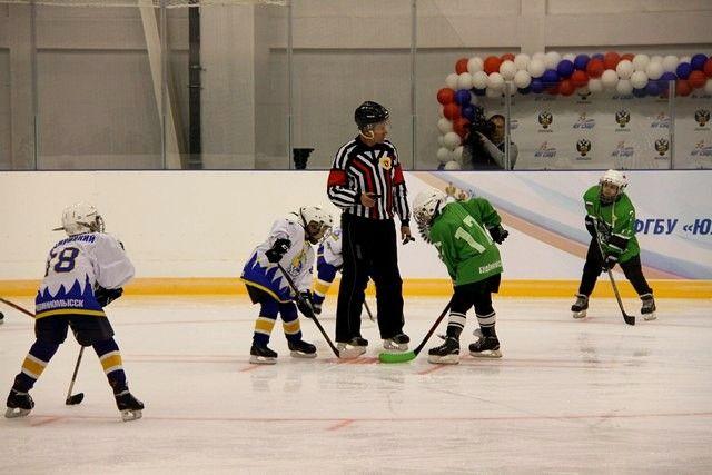 В Оренбурге собираются построить спортивную арену с искусственным льдом