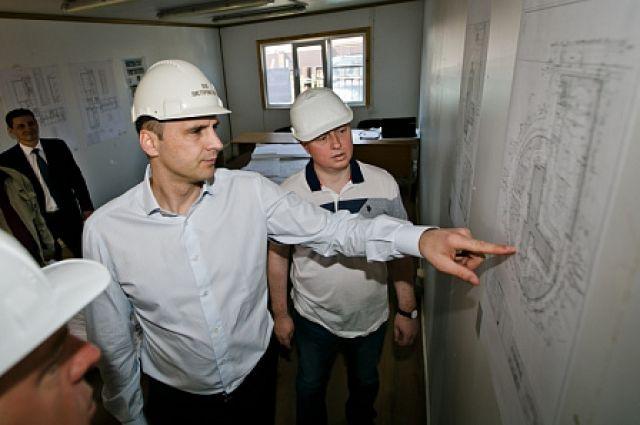 Цель - строить не только планы, но и реальные объекты, укрепляя экономику региона.