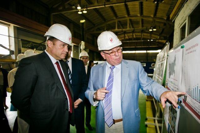 На заводе бурового оборудования стартовал проект по запуску роботизированного производства труб, благодаря которому экспорт продукции достигнет 250 млн руб. в год.