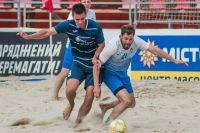 Команда «АиФ.ua» уступила в четвертом матче чемпионата Киева