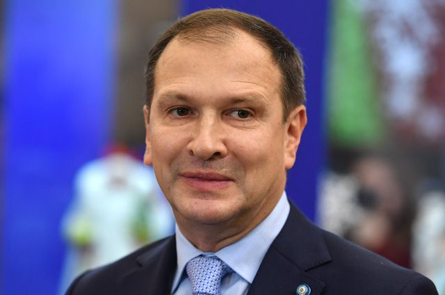 Александр Школьник.