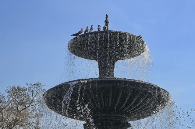 В Оренбурге планируют открыть новый фонтан на ул. Чкалова