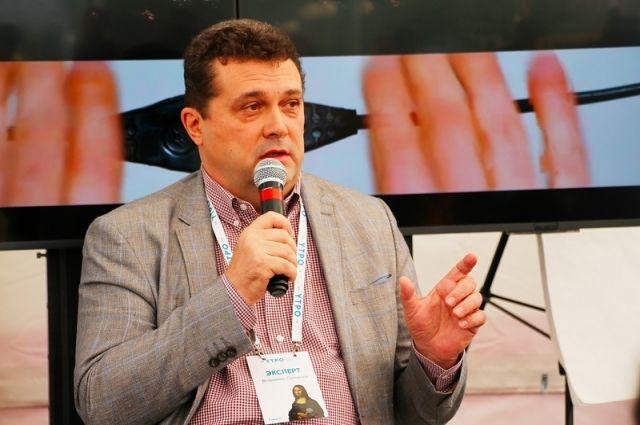 В Тюмени Владимир Соловьев встретился с участниками форума «Утро»