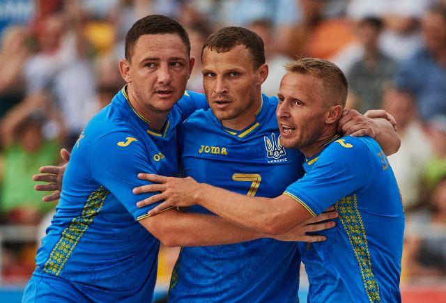 Украина в полуфинале вторых Европейских игр в Минске