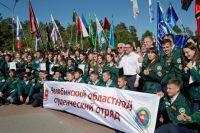 К подготовке к саммитам ШОС и БРИКС в Челябинске решили привлечь областной студенческий стройотряд.