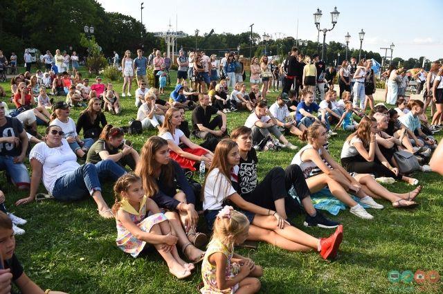 В сквере у драмтеатра 28 июня пройдёт фестиваль «Молодой Калининград»