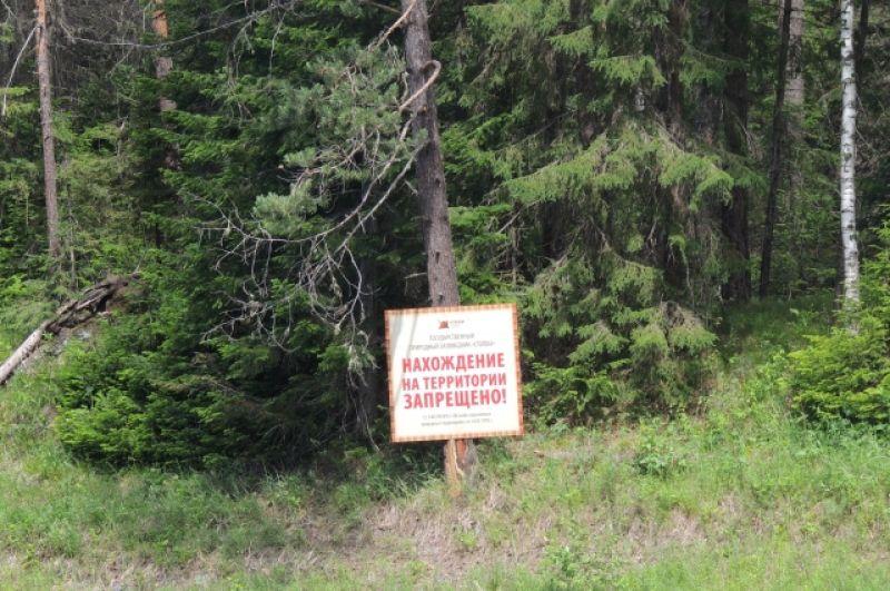 На одном из берегов Маны - заповедник. Делать стоянку там запрещено.