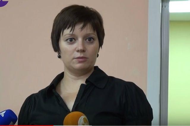 Юлия Арсенина.