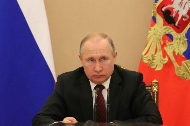 Стала известна точная дата приезда Путина в Омск